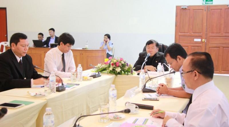 รับตรวจเยี่ยม PCC จากสาธารณสุขนิเทศก์เขต9 16-11-59